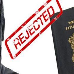 دلایل ریجگت شدن ویزا